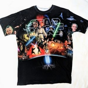 Authentic STAR WARS shirt